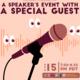 APASA's Annual Speaker Event