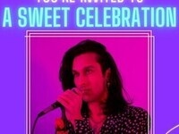 You're invited to: A sweet celebration