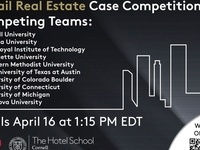 CREF: 6th Annual ICSC & Cornell International Retail Real Estate Case Competition