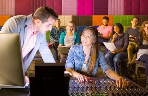 Envision your creative future at SCAD Atlanta's Digital Media Center virtual tour