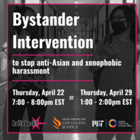 Bystander Intervention with Hollaback! ICEO