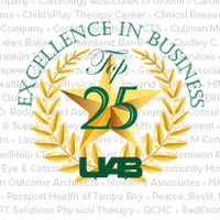 2021 UAB Excellence in Business Top 25