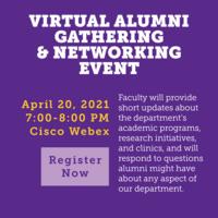 HSIM Virtual Alumni Gathering & Networking Event