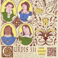CURDIS 331: A Live-Streamed Theatre Performance
