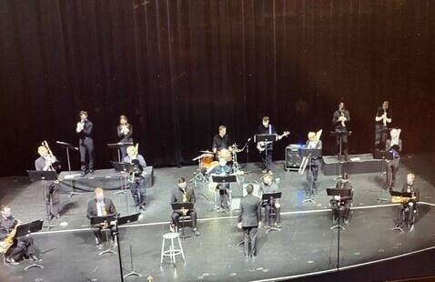 UND Jazz Ensembles Spring Concert