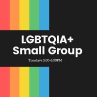 LGBTQIA+ Small Group