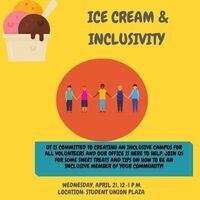 Ice Cream & Inclusivity