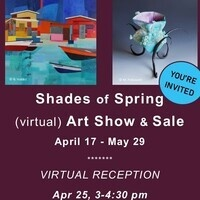 Shades of Spring 2021 You're Invited