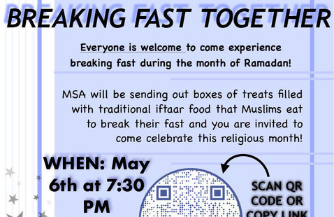 Meramec MSA - Breaking Fast Together