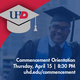 Commencement Orientation. Thursday, April 15 | 8:30 PM. uhd.edu/commencement