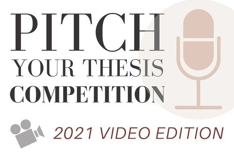 Pitch Your Senior Thesis Competition 2021