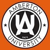 Amberton University UA 1971.
