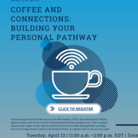 Coffee Connections:  Building Your Personal Pathway