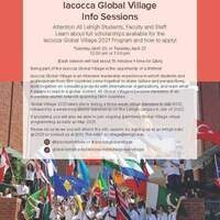 Iacocca Global Village Info Session