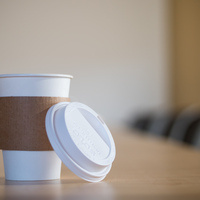 Coffee and the Campus Budget