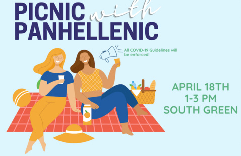 Picnic with Panhellenic