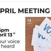 American Marketing Association April Meeting