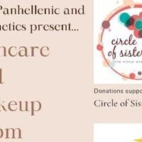 Junior Panhellenic and Kavsmetics Skincare and Makeup Class
