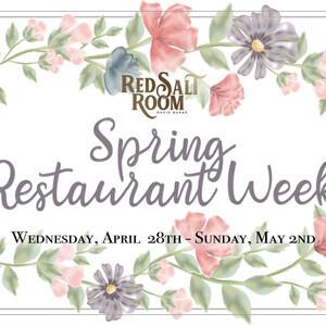 L.I. Spring Restaurant Week at Red Salt Room