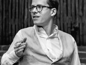 The Making of A Whole World: Letters from James Merrill