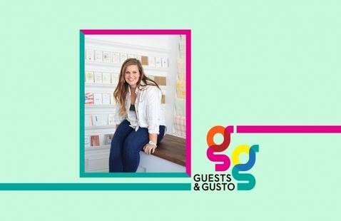 Start your entrepreneurial journey with Belle & Union founder Meg Sutton on 'Guests and Gusto'