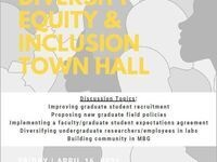 MBG Diversity Council Town Hall