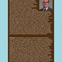 Bioengineering Seminar Series:  Ken Sims