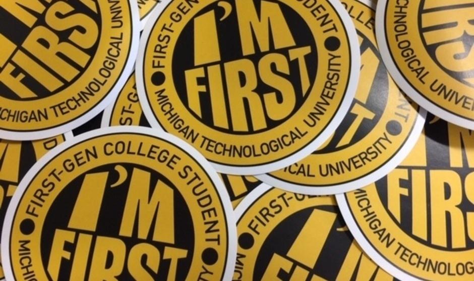 First-Gen Stickers