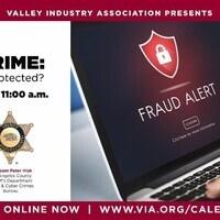 VIA Presents Fraud & Cybercrime