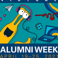 Alumni Week Logo