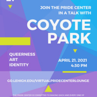The Pride Center Q&A with Coyote Park