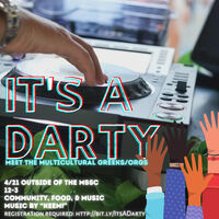 It's a Darty! Meet the Multicultural Greeks/ Orgs