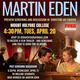 Martin Eden: Preview Screening and Discussion with Director Jay Craven