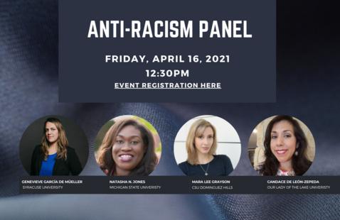 Anti-Racism Panel