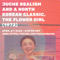 Juche Realism and a North Korean Classic, the flower girl(1972)