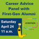 Career Advice Panel by First-Gen Alumni