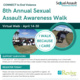 Virtual Sexual Assault Awareness Walk
