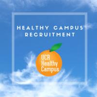 Healthy Campus Recruiting Webinar