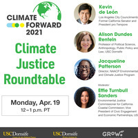 Climate Forward 2021 - Day 1