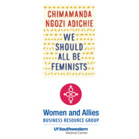 Women & Allies BRG Book Club Discussion: We Should All Be Feminists - 6/22
