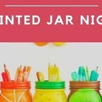 Bac Weekly Event: Painted Mason Jars!