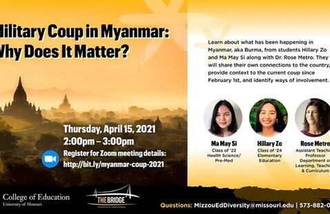 Military Coup in Myanmar: Why Does it Matter?
