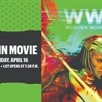 Drive-in Movie: Wonder Woman 1984