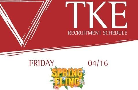 TKE - Spring Fling