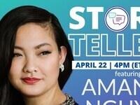 STORYTELLERS featuring Amanda Nguyen