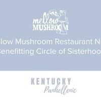 CoS Restaurant Night @ Mellow Mushroom