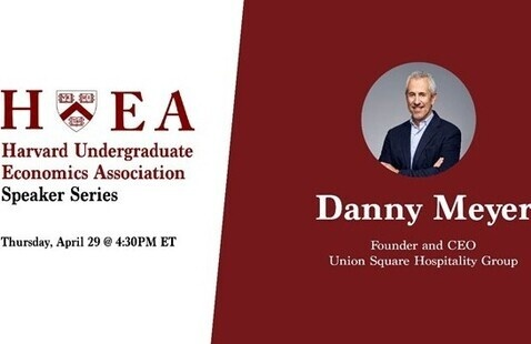 A Fireside Chat with Danny Meyer of Union Square Hospitality Group