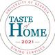 Taste of Home Logo.