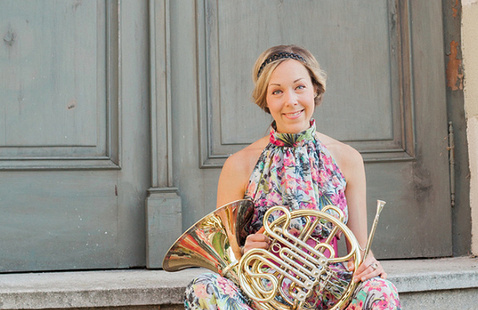 Ear Training with Hornist Natalie Douglass-Grana