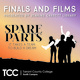 Finals and Films Presented by Jenkins Garrett Library. Spare Parts: It takes a dream to build a dream. TCC| Tarrant County College, Success Within Reach. there is clipart silhouettes of 3 people holding up another person.